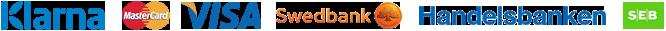 Köp menskopp med säker betalning via vår webbshop. Kort, faktura, delbetalning, internetbank, direktbetalning Visa, MasterCard, Swedbank, Handelsbanken, SEB