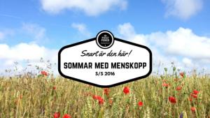 Sommar med menskopp 2016 - menskoppen.se