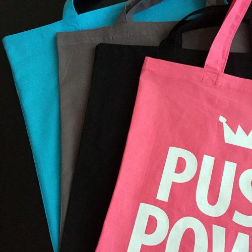 Tygkasse Pussy Power® Menskoppen.se